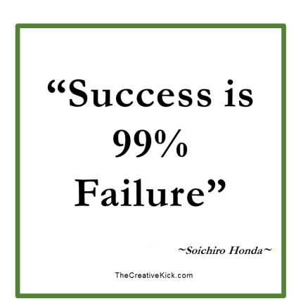 success-is-99-percent-failure